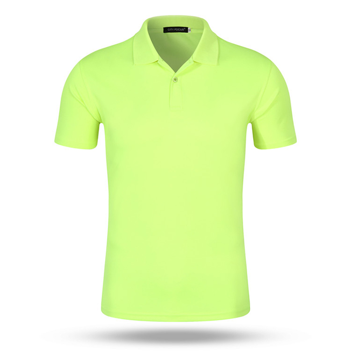 P-15 Sport Dry-Fit Polo (Short-sleeved) - each Custom T-Shirt Printing