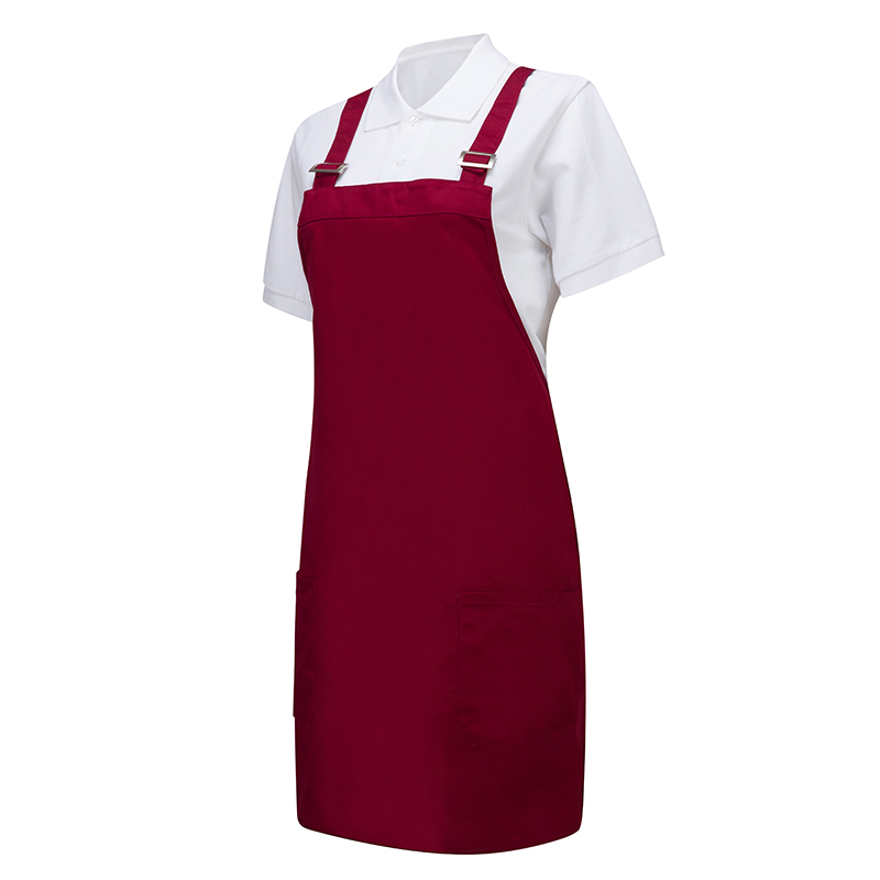 APT-04 Cross Strap Apron - each印服裝訂造專門店